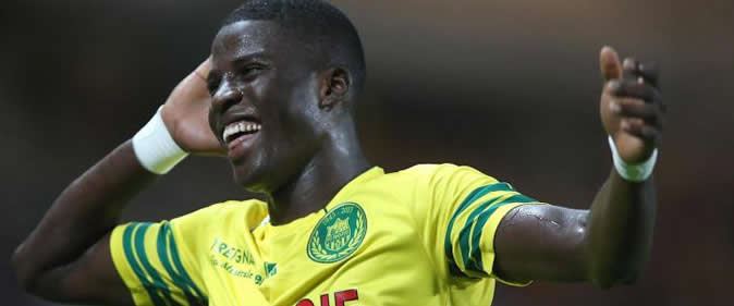 But de Papy Djilobodji : Nantes 2-1 Nice [06e Journ�e]