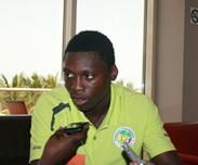 Lamine Gassama : «Se qualifier au Mondial serait exceptionnel»