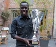 Idrissa Gueye d�sign�, joueur r�gional de la saison de �La Voix des Sports � : �Il y a des contacts mais l'Angleterre est un championnat qui m�attire�