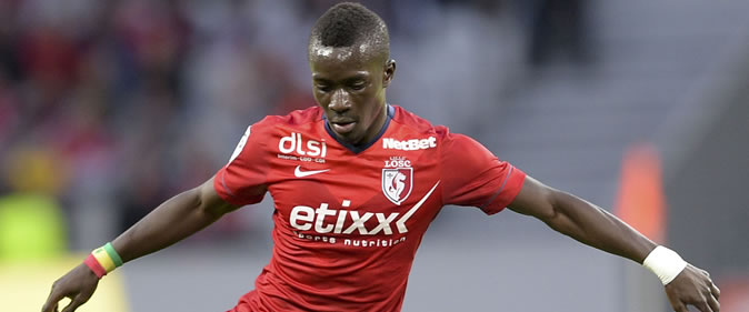 Lille : Gueye se satisfait du point du match nul