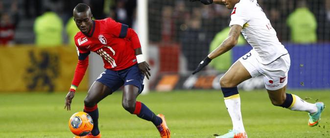 Reprise au camp d�entrainement des Losc : Gana Gueye abonn� absent !
