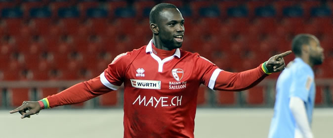 Sion: But de Moussa Konate (Schaffhouse 2-3 FC Sion)