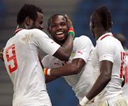 Attaque des Lions : Moussa Konat�, Moussa Sow, Famara Di�dhiou, vers une redistribution des cartes