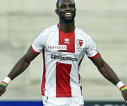 But de Moussa Konat�: FC Thoune 0-2 FC Sion [07e Journ�e]