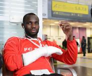 Main fractur�e : Moussa Konat� ne rejouera plus cette ann�e