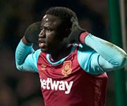 But de Cheikhou Kouyat�: West Ham 2-1 Chelsea (4e tour League Cup)