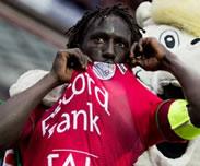 Belgique: Mbaye Leye devrait quitter Zulte Waregem cet été
