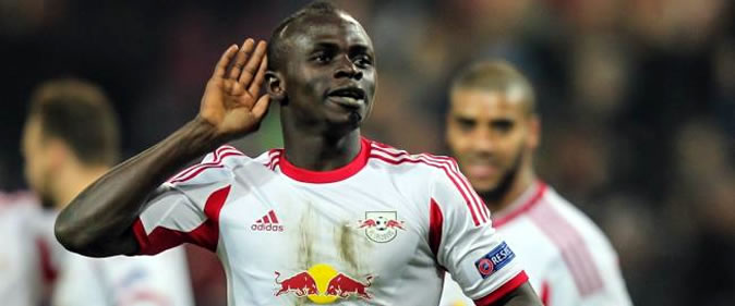Officiel - Sadio Man� signe � Southampton