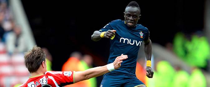 Apr�s une saison �poustouflante en Premier league, les Saints auront du mal � garder Sadio Man� !