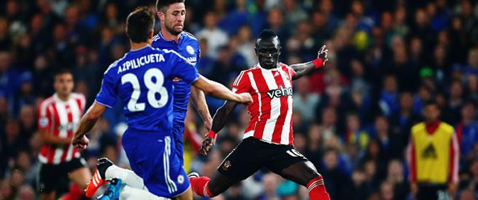 Weekend des Lions :  Sadio Man� et Southampton crucifient Chelsea