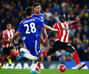 But de Sadio Man�: Chelsea 1-3 Southampton [08e Journ�e]
