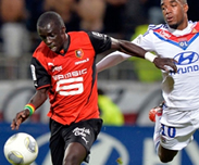 Rennes : Cheikh Mbengue pourrait �tre sanctionn�
