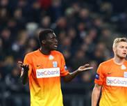 Kara Mbodji siffl� par les supporters de Genk : �Apr�s tout ce que j�ai donn� au club��