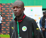 Apr�s trois semaines d'entrainement avec Tony Sylva: Khadim Ndiaye: �Ces s�ances nous permettent de garder le rythme�