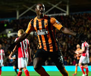 But de Dame Ndoye : Hull City 1-1 Sunderland [28e Journ�e]