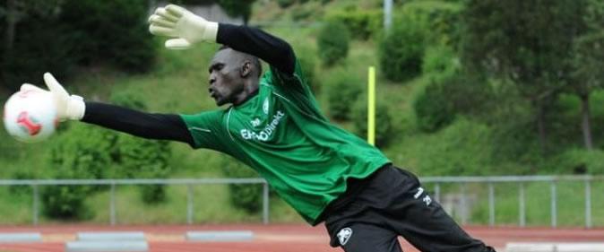 Issa Ndoye signe au SpVgg Greuther Fürt