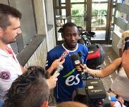 Mercato : Oumar Pouye signe au Rc Strasbourg pour une saison avec deux en option