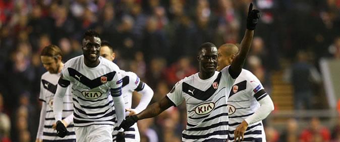 Henri Saivet suivi par 5 clubs anglais