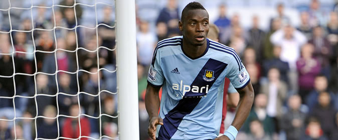 But de Diafra Sakho : West Ham Utd 2-1 Manchester City [09e Journ�e]