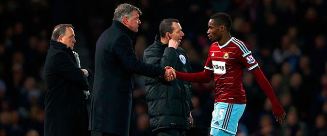Bilic sur la situation de Diafra Sakho: « Il doit savoir que jusqu'en janvier, il est un joueur de West Ham »