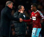 West Ham: Le président Sullivan heureux de retrouver Diafra Sakho