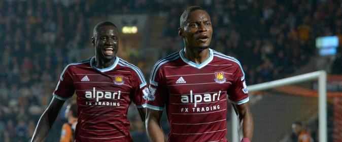 West Ham : Diafra et Kouyat� disputeront l'Europa League