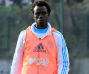 OM : Modou Sougou encore �cart� ?