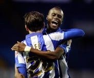 But de Modou Sougou : Blackburn 2-2 Sheffield Wednesday  [18e Journ�e]