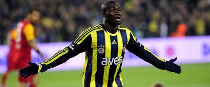 Moussa Sow de retour � Fenerbah�e