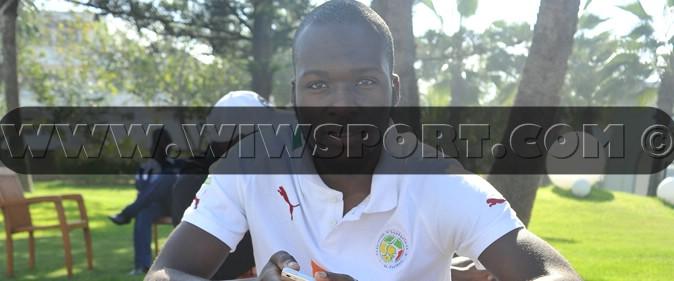 Moussa Sow : « Le retourné acrobatique, c'est naturel chez moi »