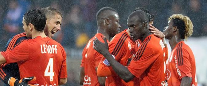 But de Zargo Tour�: Lorient 3-2 Bordeaux [09e Journ�e]