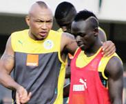 Sadio Mané: « El Hadj Diouf a été l'un des meilleurs joueurs de toute l'histoire du Sénégal »