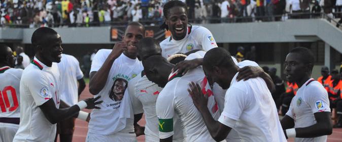Eliminatoires Coupe du monde : Le S�n�gal domine le Liberia (3-1)
