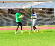 Concurrence dans les cages des Lions : Khadim Ndiaye - Bouna Coundoul, le feu est au vert