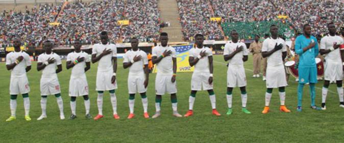 Classement FIFA: Les Lions restent � la 45e place