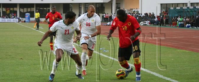 L'Angola et le Burkina Faso veulent jouer les Lions