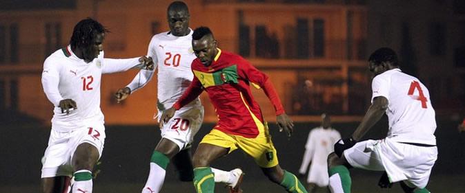 Match Amical : Le Sénégal et la Guinée se quittent dos à dos (1-1)