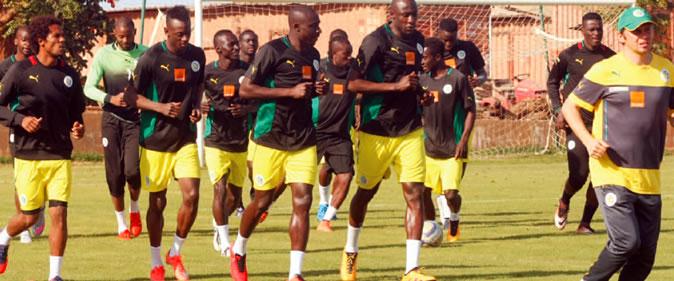 Classement Fifa : Les Lions font du surplace