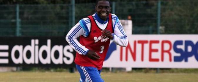 Marseille :  Alphousseyni San� b�n�ficie t-il d'un premier contrat pro ?