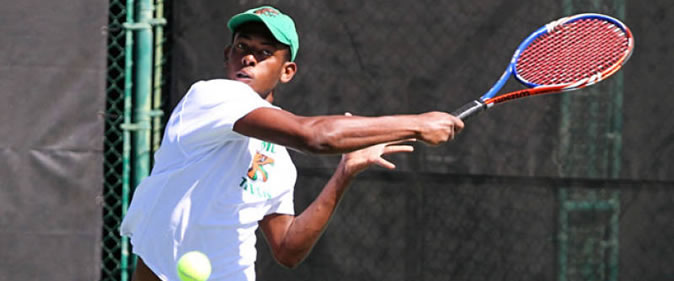 CAN Tennis : Salif Kant� se qualifie en � finale