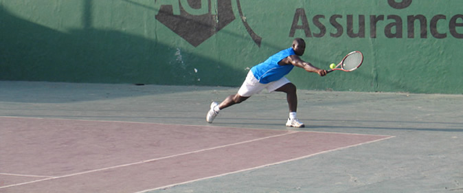 Tennis03-une Jeux Africains : Le Sénégal décroche une médaille d'or et deux de bronze Tous sports