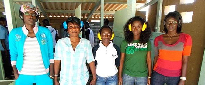 Tir - Championnat d'Afrique : Les S�n�galais en lice au 50m