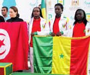 Championnats d'Afrique de tirs au Caire : le Sénégal médaillé d'argent au skeet