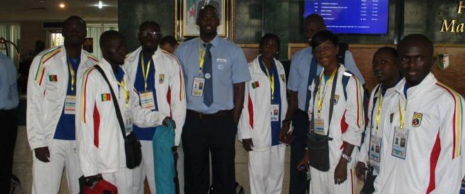 Viet Vo Dao : Championnat d'Afrique (4éme édition) : Le Sénégal au pied du podium avec 14 médailles