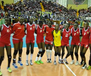 Volley Dames - CAN 2015 : Le S�n�gal bat la Tunisie