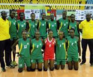 Volley Dames - CAN 2015 : Le S�n�gal bat le Maroc et passe en demi