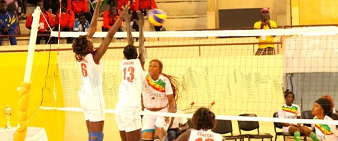 Volleyball : Le Sénégal qualifié à la CAN chez les Dames et les Hommes