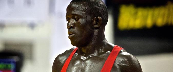 Jeux africains - Lutte: Adama Diatta d�croche la m�daille d'or