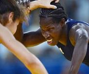 Jeux Africains : Les lutteuses d�crochent deux m�dailles d'argent et deux en bronze