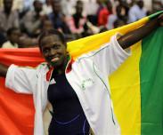 Rio 2016: Isabelle Sambou d�sign�e porte-drapeau de la d�l�gation Olympique s�n�galaise